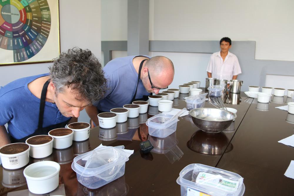 Sas Koffie in Peru en Equador